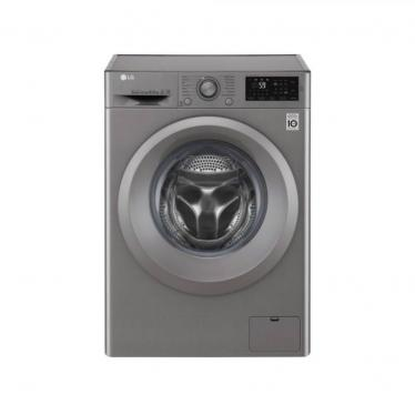 LG F2J5WN7S Front Load Washer Silver finish 220 v 240 volts 50 hz  220-240 VOLTS NOT FOR USA