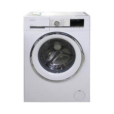 Sharp ES-FS814CX-W 220 volts Washer 8Kg white color 220v 240 volt 50 hz front load washer 220-240 VOLTS NOT FOR USA