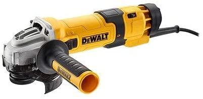 DeWalt angle grinder (1500 watt, 125 mm with speed electronics, with soft start and zero voltage protection) DWE4257-QS  220-240 VOLTS NOT FOR USA