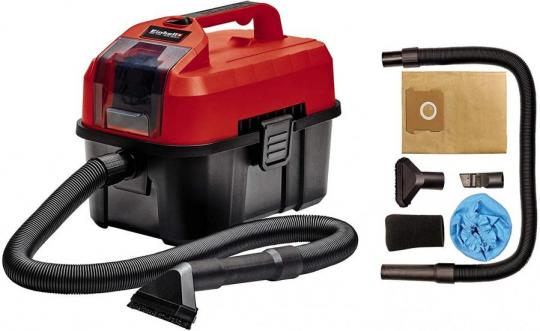 Einhell Battery-Powered Wet and Dry Vacuum Cleaner  220-240 VOLTS NOT FOR USA