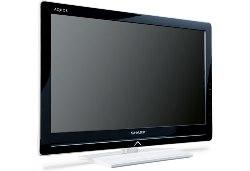 SHARP LC32LE430M 32 inch MULTISYSTEM LED TV FOR 110-220 VOLTS