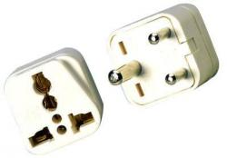 Grounded Universal Plug for Asia or Europe-WSS415