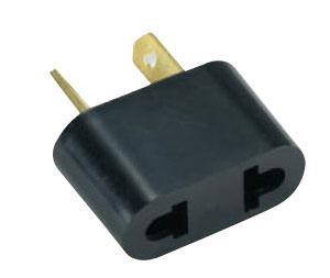 PLUG WSS406 Pack of 4-American/European to Australian