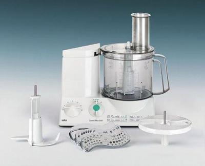 BRAUN K600 FOOD PROCESSOR for 220 volts