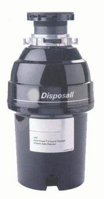 InSinkErator 0.55HP MODEL55 Garbage disposal for 220 volts
