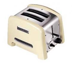 KitchenAid 5KTT780EAC Pro-Line Series Toaster - 2-slice - Almond Cream