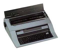 EWI 2640-EX220 type writer
