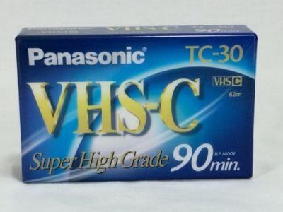 Panasonic VHS-C Cassettes