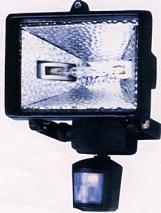 Aurex GS150 Halogen Motion Detector for 220 volts