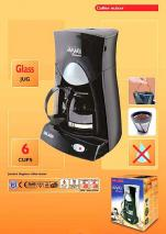 Palson EX421NW coffee maker for 230Volt