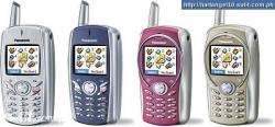 Panasonic G51E GSM World Cell Phone Blue
