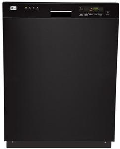 LG LDS4821BB Semi-Integrated Dishwasher with Status Display Factory Refurbished (Only for USA