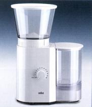Braun KMM30 Coffee + Espresso Mill for 220 Volts