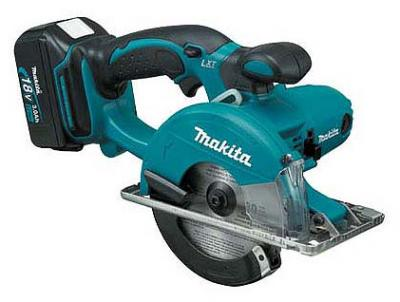 Makita BCS550 Metal Cutting Saw Kit 220 volts