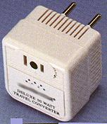 Simran 1875 Watts Travel Voltage Converter For Using 110V USA Products In 220V/240V Countries. Model SM-1875