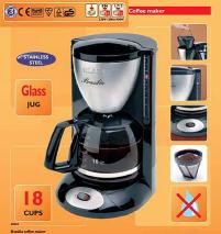 Palson EX520W coffee maker for 230Volt