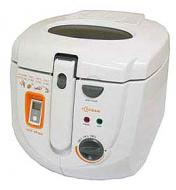Domo FR450 Stainless Steel Deep Fryer for 220 volts