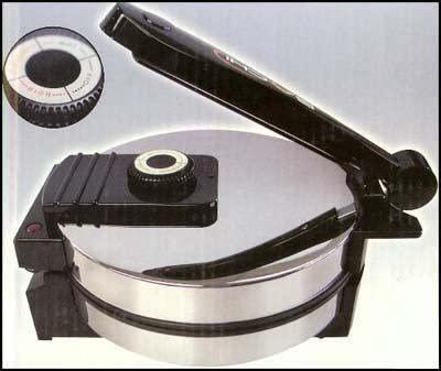 """Saachi SA-1650 8"""" Tortilla Maker for 110-120 volts"""