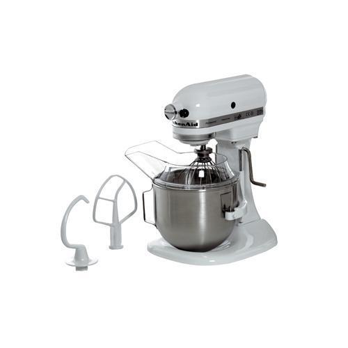 Kitchenaid Blender White kitchenaid 5kpm5ewh pro-line heavy duty lift bowl mixer - white
