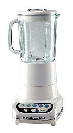 Kitchenaid Blender White kitchenaid 5ksb52ewh ultra power blender - white 220 volts | 220