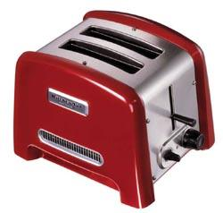 KitchenAid� Artisan� 5KPTT780E 2 slice Toaster for 220 volts