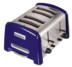 KITCHENAID 5KPTT890E ARTISAN 4 SLICE TOASTER FOR 220 VOLTS