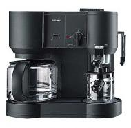 Daewoo DES-1545 Espresso/Cappuccino Maker 15 Bar  220 VOLTS NOT FOR USA