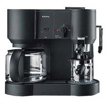 Krups F866 espresso and cappuccino maker