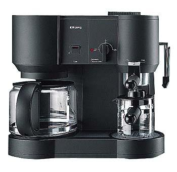 krups f866 espresso and cappuccino maker 220 240 volts multisystem electronics appl. Black Bedroom Furniture Sets. Home Design Ideas