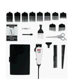 WAHL WA9247-025 19 Piece Haircutting Kit for 220 volts