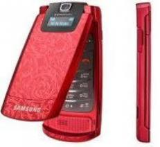Samsung SGH-D830 Unlocked Triband GSM Bluetooth Camera Phone ( ROSE RED)
