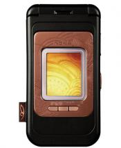 Nokia 7390 3G Bronze Black unlocked Triband GSM Phone