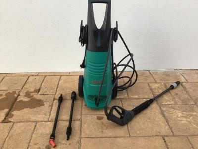 Bosch AQUATAK1500X 220-240 Volt Pressure Washer with 30 - 150 bar,
