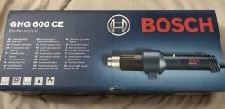 Bosch GHG 600 CE HOT AIR GUN - 220/240V