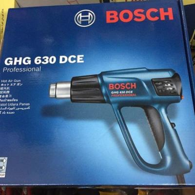 Bosch GHG630DCE Heat Gun 2000W, Temperature : 50-630, Airstream (per minute) 220-240 Volt