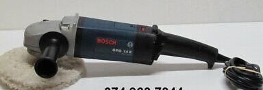 Bosch GPO14E Sander Polisher 220-240 Volt
