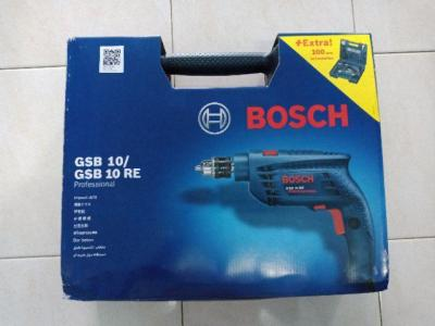 Bosch GSB10RE 220-240 Volt Impact Drill with Power Input 500w