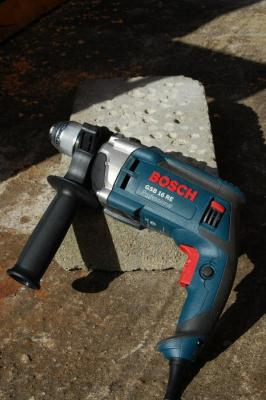 Bosch GSB16RE 230volt, 16mm 1-speed Impact Drill with powerful and handy tool
