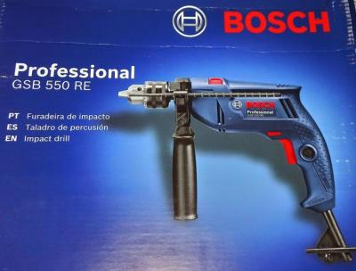 Bosch GSB550RE  240 Volt, 50/60 Hz Drill Drivers with Max. Drilling dia in Steel10mm