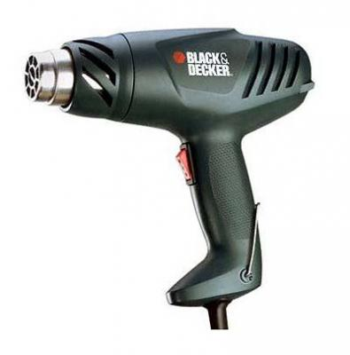 Black & Decker CD701 Heat Gun Essential tool for decorating or refinishing, Ergonomic design 220-240 Volt