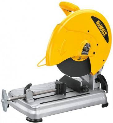 Dewalt DW871 Chop Saw with a 2200w high power motor to cut steel, ferrous metal 220 volts NOT FOR USA