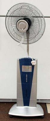 EWI EGHF8016X STAND FAN 220 VOLTS