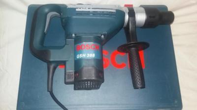 Bosch GSH38 230 Volt Demolition Hammer Drill
