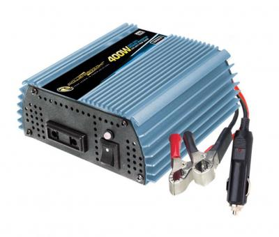 ERP400-12 12 Volt DC to 220 Volt 50Hz AC inverter, 400 watts continuous, 800 watts peak power
