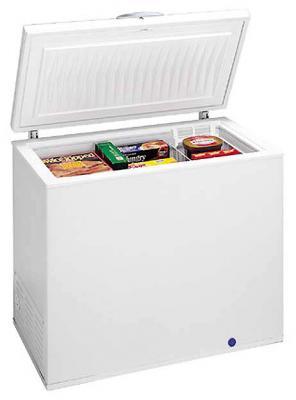 Frigidaire MFC09V4GW Chest Freezer 220-240 volt 50/60 Hz