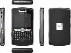 BLACKBERRY 8820 BLACK UNLOCKED QUADBAND GSM PHONE