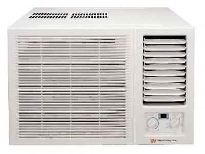 White Westinghouse WW245RRHMME High Ambient 24000 BTU Window Air Conditioner 220-240Volt