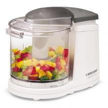 Black & Decker 220 Volt Super Mini Food Chopper