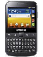 Samsung B5510 Galaxy Y Pro QUAD BAND UNLOCKED GSM MOBILE PHONE