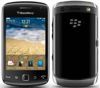 BLACKBERRY 9380 CURVE QUAD BAND5MP CAMERA WIFI UNLOCKED GSM MOBILE PHONE